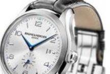 BAUME & MERCIER / Baume & Mercier desde 1830 se enorgullece de su trayectoria de complicaciones refinadas e innovaciones visionarias, y de producir relojes que representan de forma coherente un ideal de excelencia y de lujo asequible.
