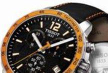 TISSOT / Tissot es una empresa relojera suiza fundada en 1853, perteneciente al grupo Swatch. Tissot fue fundada por el relojero Charles-Felicien Tissot en 1853, y su hijo Charles-Emile estableció la factoría en Le Locle, donde sigue situada a día de hoy la firma. El mismo año de su fundación produjo el primer reloj de bolsillo producido en serie.  http://www.relojeslujo.info/novedades-relojes-lujo/marcas-relojes-de-lujo/tissot.html