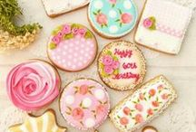 Cookies! /  I love cookies! Especially beautifully decorated sugar cookies