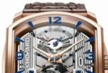 CHOPARD / Chopard es una compañía suiza que produce relojes, joyas y accesorios de lujo. Fue fundada por Louis-Ulysse Chopard en Ginebra en 1860. Información sobre las ultimas novedades de relojes Chopard .