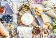 Say Cheese! / A board devoted to my love of cheese.  Cheese recipes, serving ideas, and food and wine pairings.  I've always said I wanted to go to France, since there are over 400 cheeses to chose from.
