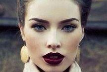 Eyes, Lips, Face / basically make up