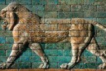 Arte dalla mezzaluna fertile  / Sumeri, babilonesi e assiri
