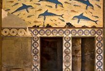 Arte dall'Egeo  / Civiltà cicladica, cretesi e micenei