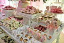 Mesas Dulces / Mesas dulces con mucho encanto