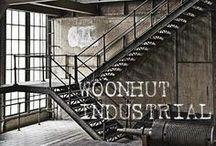 DE WOONHUT -  INDUSTRIAL / Interior design. For more design follow: www.designhut.nl https://www.facebook.com/pages/De-Designhut