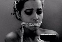 My PrObLeM / You don't have to look like an eating disorder to have one