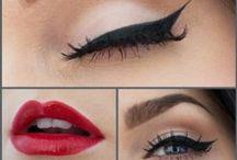 Make-up / :)
