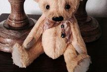 Teddy bears i have made / All my handmade teddy's