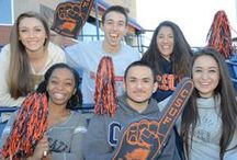 Titan Pride / Show your Titan Pride at CSUF sporting events or in everyday life.