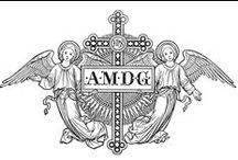 Catholic engravings