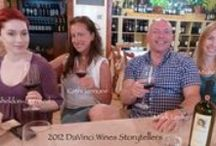 DaVinci Storytellers 2012 / A look at the experience and inspired creations of our talented 2012 DaVinci Storytellers, a group that spent a week immersed in the people and place behind our wines in Tuscany.