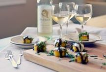 DaVinci Pinot Grigio Recipes / Recipe pairings for DaVInci Pinot Grigio.
