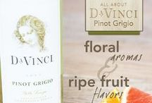 Pinot Grigio 101 / Learn more about what makes our Italian Pinot Grigio so special.