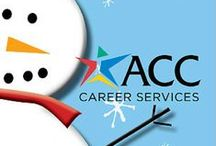 Job Search for ACC Students / It's fast and easy to connect with employers wanting to hire Austin Community College students. Check out the latest hot jobs, complete your online profile, take an interest inventory and more!