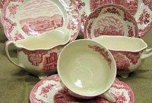 English tableware