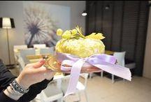Torta Mimosa - Festa della Donna 2016 / Per la Festa della Donna, deliziatevi con le nostre TORTE MIMOSA!