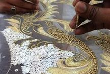✄ Handicraft: embroidery