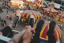 [aes] Carnival / a board filled with anything carnival/circus/fair aesthetic.