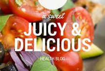 ❧Cook & Eat Recipe☙ / Salads, Snacks, Desserts and others A sweet, juicy & delicious Health Blog ---> http://foodnhealth.org/