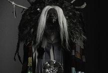 Zoya - queen of forest deomons INSPIRATION