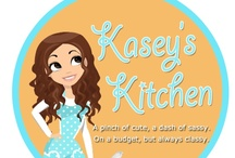 Kasey's Kitchen Exclusives / by Kasey's Kitchen