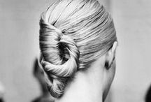 Hairstyles | Updo's (chignons)