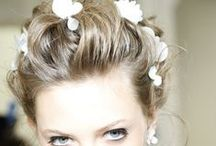 Hairstyles | NYFW Catwalks / Behind the scenes from the hottest shows