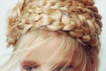 Hairstyles | Braids, Knots & Buns