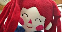 Toys- Muñecas de Trapo -Soft toys. / Muñecos de trapo, clothdolls, fabrictoys, juguetes de tela,hecho a mano, handmade