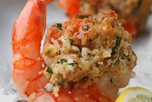 Fish ~ Seafood / Fish and Seafood Recipes and Ideas / by Amelia's Kitchen