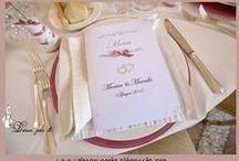 MENU' ♥ / MENU' MATRIMONIO Wedding Menu'