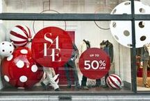 SALE / Sale inspirations, sale posters, sale windows displays, sale communication