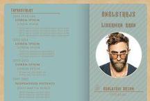 Design CV / CV-k / Önéletrajzok és Kísérőlevelek