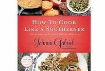 Johnnie's Cookbooks and Recipes / Johnnie Gabriel  shares some of her favorite recipes in her 3 cookbooks.