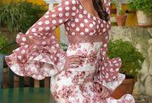 Vestidos De Flamencas