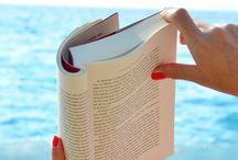 książki ukochane / Książki, moja ulubiona ucieczka od rzeczywistości