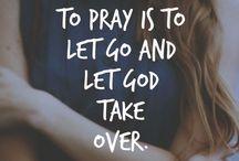 Love God. / God's promises, faithfulness, favor, grace and love.