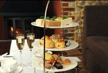 Afternoon Tea / Enjoy a traditional Afternoon Tea at Barnham Broom served daily.