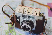 Voyages / Le voyage c'est la base dans ma vie... Je regroupe ici toutes les images inspirantes ou de lieux que j'aimerais explorer un jour, qui me fascinent d'avance...