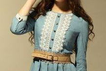 Mode / Des tenues qui me donnent envie d'étoffer toujours plus ma garde-robe ! Ah si j'étais riche....