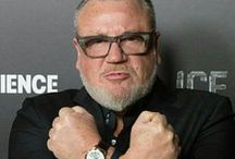 ☯♥☣Ray Winstone / ☯♥♥☣Ray Winstone was born on February 19, 1957, in Hackney Hospital in London, England, to Margaret (Richardson) and Raymond J. Winstone - wonderful actor