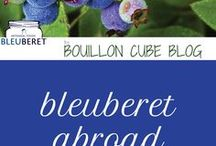 Bleuberet Abroad / We travel, come along!