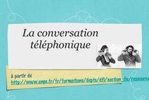 FLE: Outils communicatifs et P.O. / by La Frencherie - Mme Devine