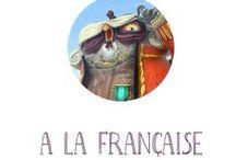 FLE: Webdocs, vidéos, pubs, courts-métrages / by La Frencherie - Mme Devine