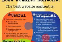 • Websites • / Website content, design and more.  http://www.garner-it.com/services/online-marketing-services