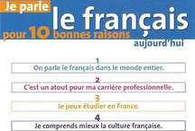 FLE: Advocacy, francophonie / by La Frencherie - Mme Devine