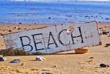 Beach / by Vernagail milton