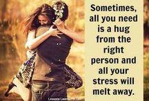HUGS  ~  Everyone needs a hug :) / Hugs are free  ~  Klemmer er gratis :)
