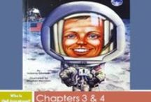 Who is Neil Armstrong? (Ch 3&4) Vocabulary / Vocabulary and Definition for Chapters 3 & 4 of Who is Neil Armstrong? / by Amy Hawkins